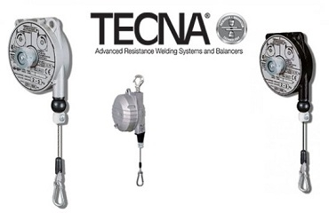 TECNA BALANCERS: FROM A.T.S. THE COMPLETE RANGE