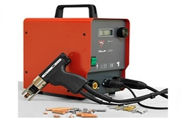 THE NEW BATTERY POWERED STUD WELDING UNIT LBSaccu