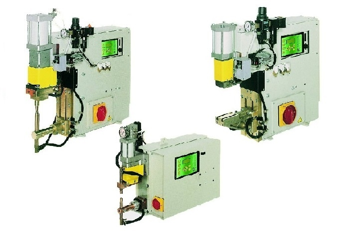 SPOT AND PROJECTION BENCH WELDING MACHINES