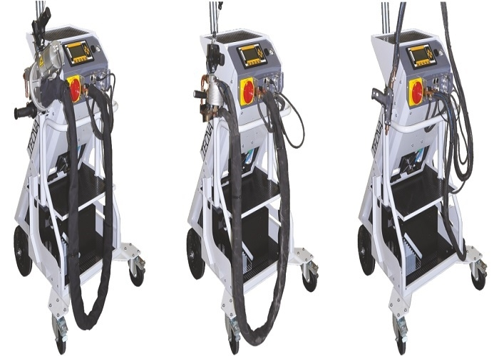 TROLLEY WELDERS FOR INDUSTRIAL LINE