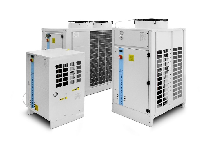 CLOSED CIRCUIT CHILLERS
