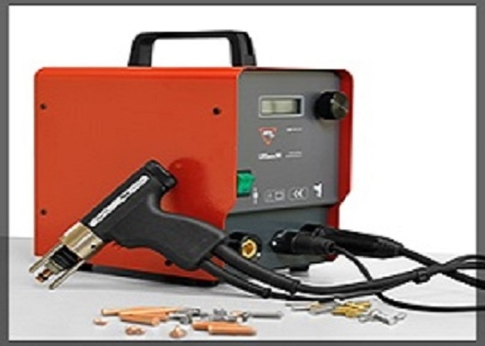 BATTERY CAPACITOR DISCHARGE STUD WELDING UNIT