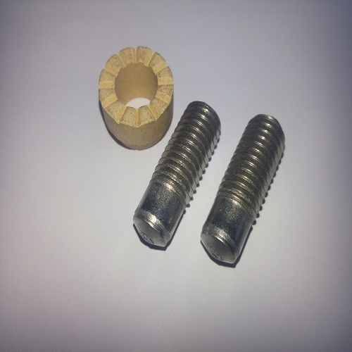 THREADED STUD WITH PARTIAL THREAD TYPE PD