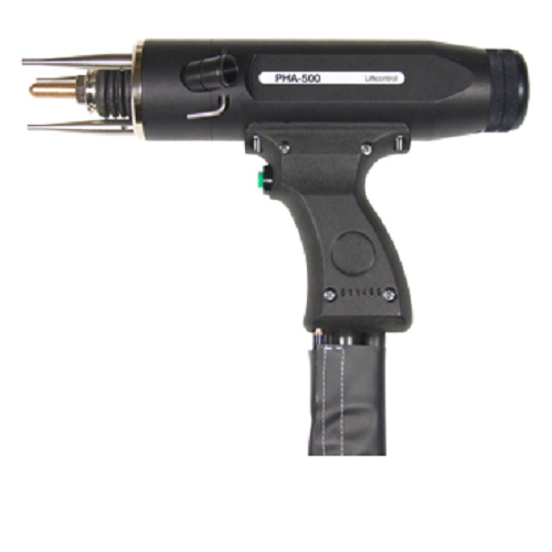 AUTOMATIC STUD WELDING GUN PHA-500 FOR CAPACITOR DISCHARGE AND DRAWN ARC
