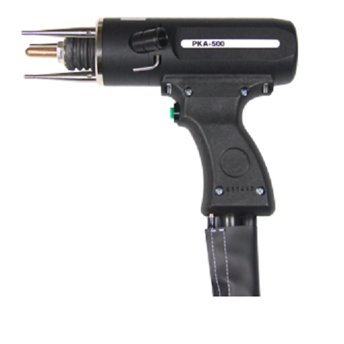AUTOMATIC STUD WELDING GUN PKA-500 FOR CAPACITOR DISCHARGE WELDING
