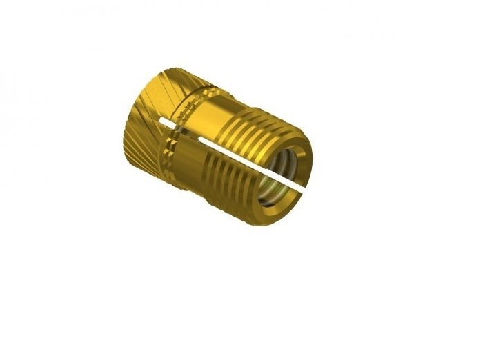 EXPANSION BRASS THREADED INSERTS UPLK