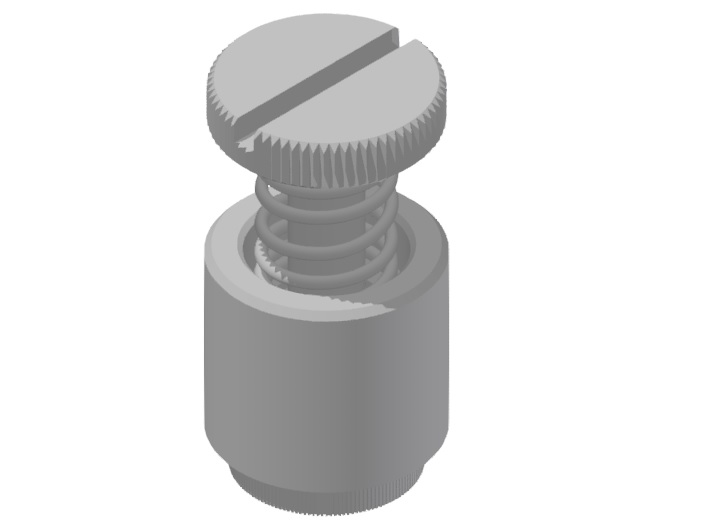 SELF CLINCH SLOTTED PANEL FASTENER ATSPFK