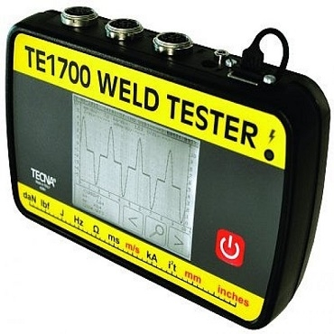 TE1700 MULTIFUNCTION MEASURMENT INSTRUMENT FOR RESISTANCE WELDERS