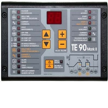 TE90 MARK II MICROPROCESSOR WELDING CONTROL UNIT
